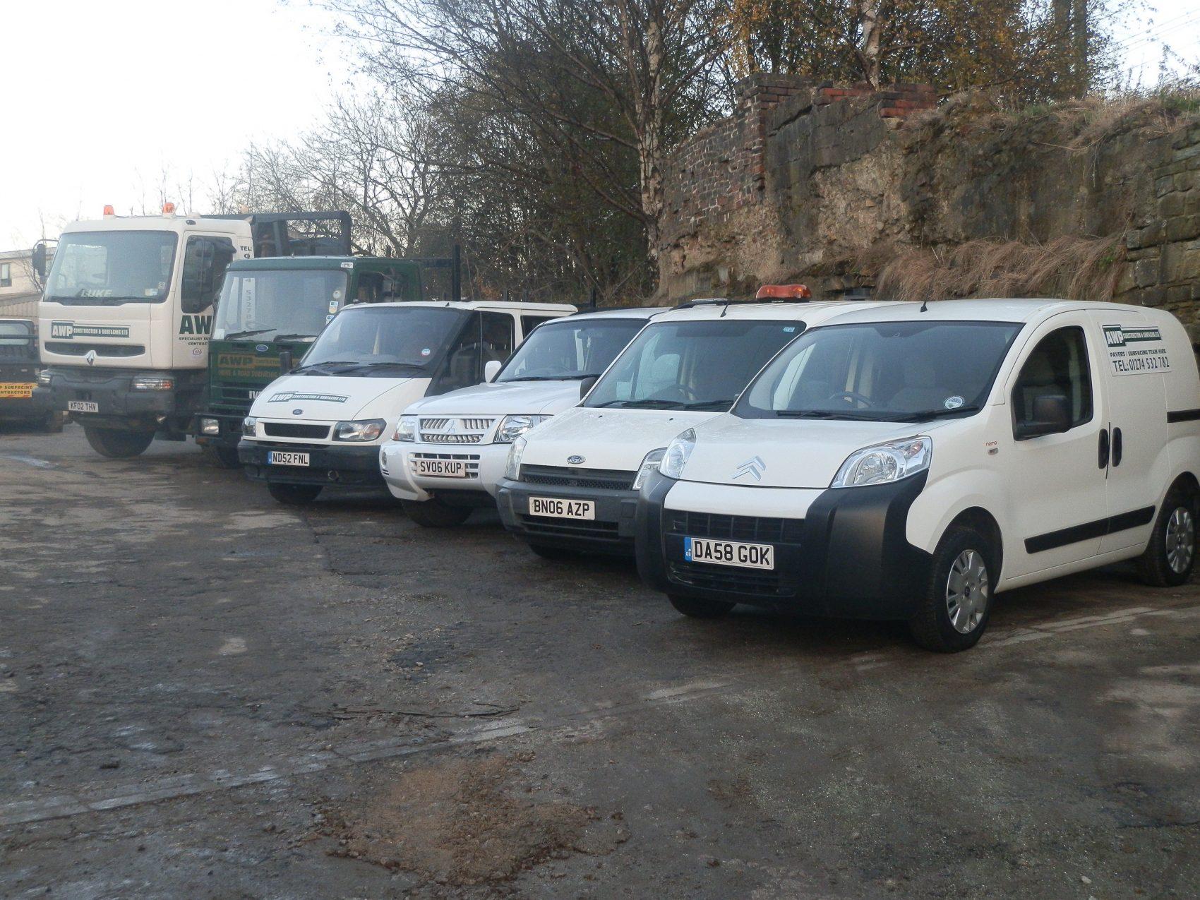 tarmac-fleet